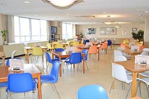 昭和病院食堂